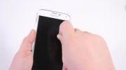 مقاومت گوشی Samsung Galaxy S5