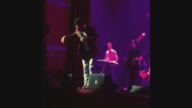 یه ویدیو خیلی خیلی باحال و جالب از کنسرت بندرعباس