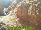 آبشار وطبیعت قشنگ از ورزنه ( بندپی زیبا ) .1