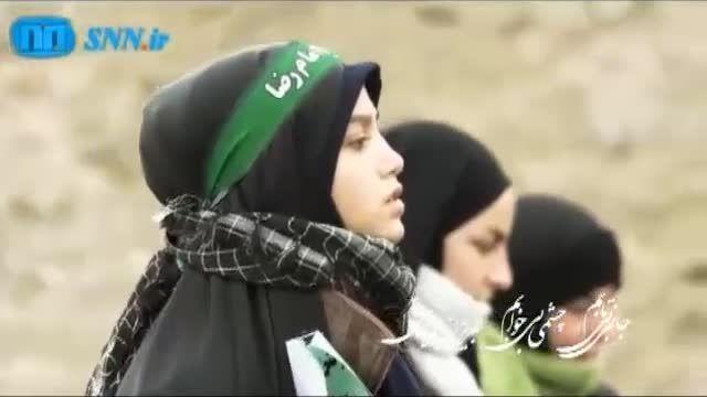 نماهنگ سبزه نوروز با صدای محمد اصفهانی