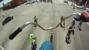 STOOPIDTALL ؛ بلندترین دوچرخه جهان