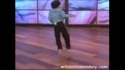 رقص باحال پسر 7 ساله