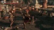 گیم پلی بازی Ryse: Son of Rome برای کنسول ایکس باکس وان