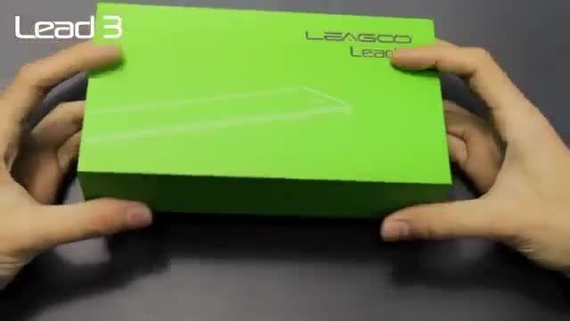گوشی 4 هسته ای Leagoo Lead 3