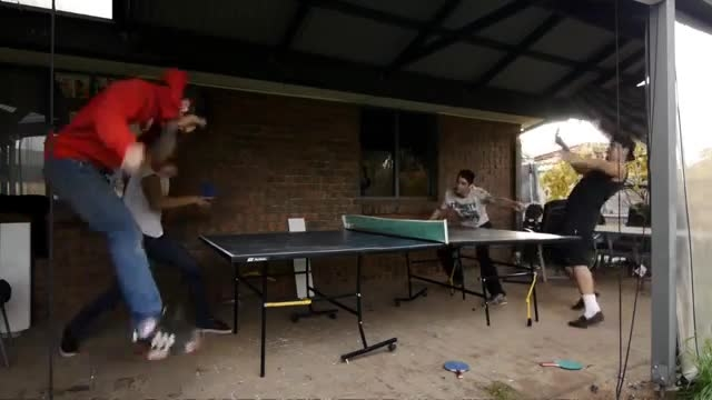 Table Tennis Battle