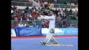 ووشو ، تی جی چوون ، مسابقات داخلی چین 2013 ، وو یانن