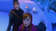 انیمیشن FROZEN - یخ زده |دوبله فارسی | DVD Scr 720P| پارت6