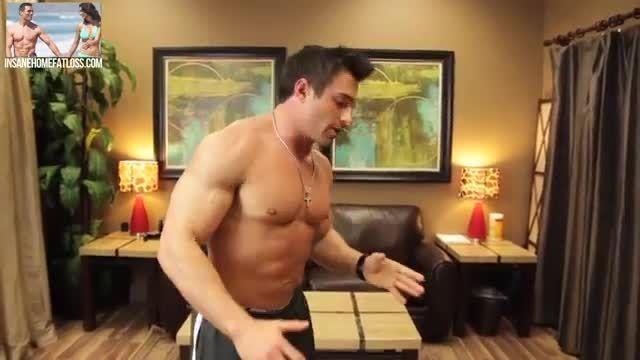 دانلود تمرینات سینه در منزل HD