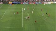 لحظه ی پایان بازی ایران کره و حرکت کارلوس کی روش