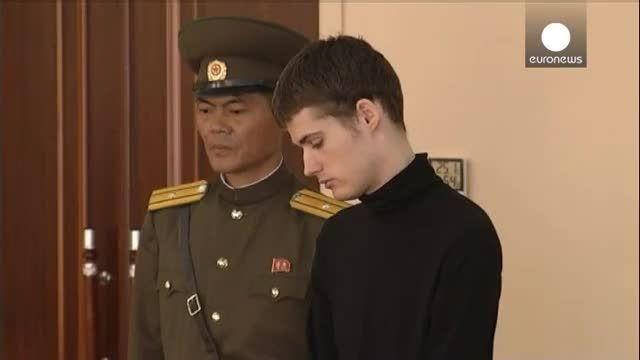 محکومیت شهروند آمریکایی به شش سال حبس در کره شمالی