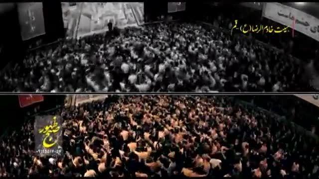 حسین سیب سرخی -واحد سنگین -94