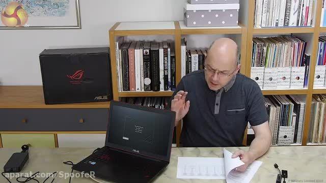 ASUS ROG G501JW Laptop Review