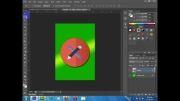 آموزش سه بعدی سازی تصویر در فتوشاپ www.ghalebgraph.ir