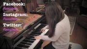 اهنگ let it go با piano