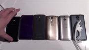 Note 4 vs OPO vs LG G3 vs M8 vs Z2 vs Note 3