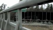 36. کامیون ولوو اف اچ 700 _ فیلمی از این کامیون زیبا در جاده