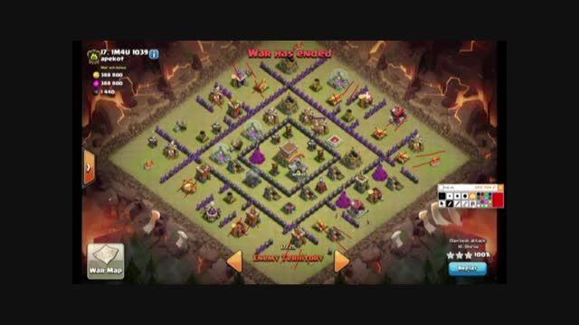 استراتژی حمله HOLO برای تاون هال هشت