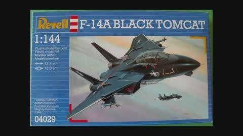 F-14 A 'Black Tomcat' - A Building Review