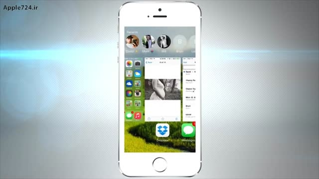 نکاتی از سیستم عامل ios8 | فروشگاه Apple724.ir |