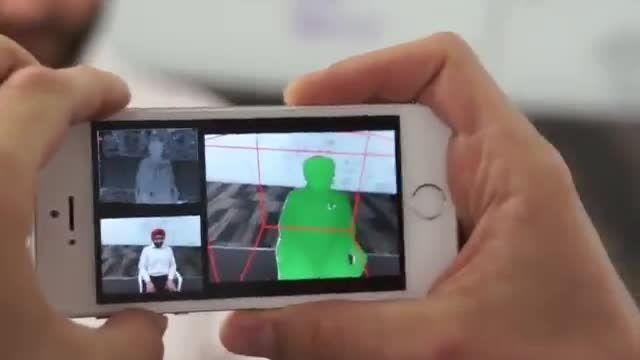 تبدیل گوشی هوشمند به اسکنر سه بعدی