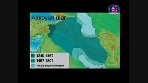 نقشه های تاریخی آزربایجان 2 فریدون. آغاسی اوغلو