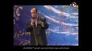 احسان ابراهیمی در سومین گردهمایی مجریان و هنرمندان ایرانمجری