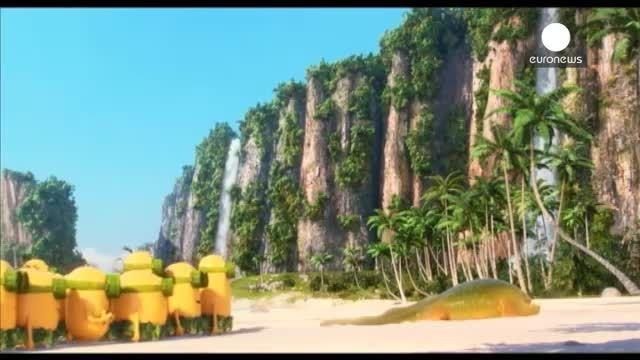 انیمیشن کمدی جدید از زندگی «مینیون ها» موجودات زرد