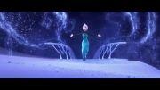 ویدیو کلیپ رها کن - Frozen دوبله گلوری - فارسی اسپانیولی