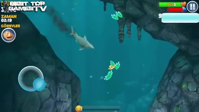 تریلر بازی Hungry Shark Evolution