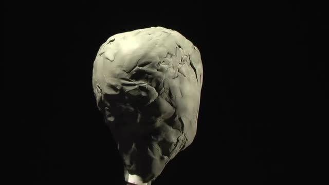 Head Sculpture Part1-اموزش ساخت سر مجسمه قسمت اول