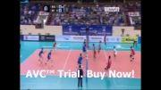خلاصه ست دوم والیبال ایران و روسیه (بازی برگشت - لیگ جهانی)