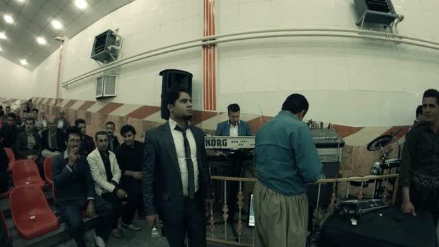 هنرمند اقبال امیری کردی شاد شهرستان بانه