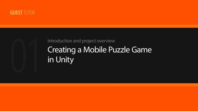 Digital Tutors - Creating a Mobile Puzzle Game in Unity
