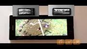 تست مربوط به فیلم فول اچ دیHTC One، Galaxy S4، Xperia Z