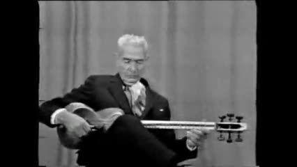 تکنوازی تار استاد علی اکبر شهنازی www.kanoonmusic.com