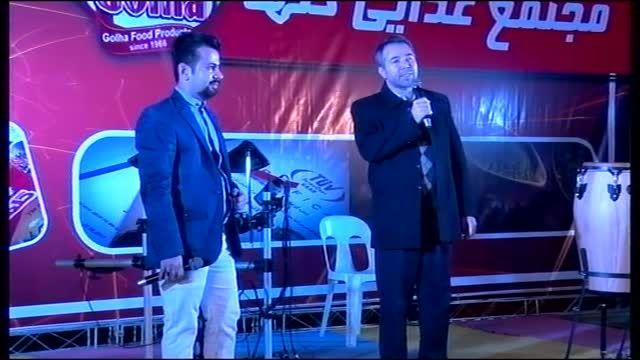 محمد صادق سعدی با دکتر ریاحی دیازپام خبر در تفرش