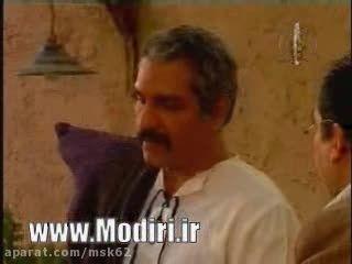مهران مدیری در نهمین جشن حافظ برای شبهای برره