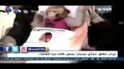 فیلم: مقایسه جالب میمون فضانورد ایرانی و مرغ زیبای سعودی