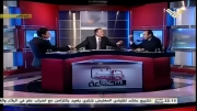 درگیری و فحاشی در برنامه زنده