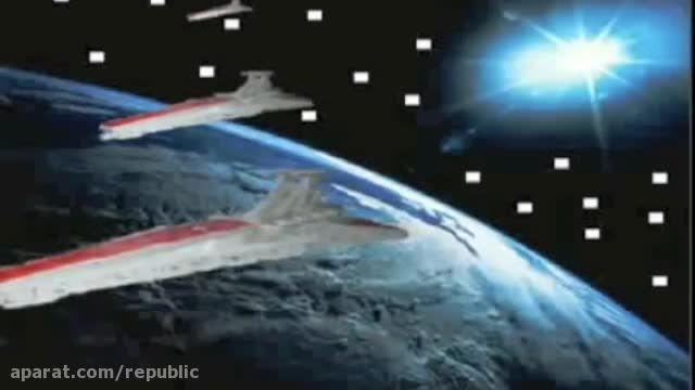 انیمیشن لگو جنگ ستارگان کلون های 181
