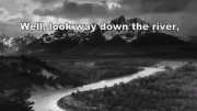 Johnny Cash - Ain't No Grave Lyrics W'Pics (The underta