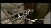 نحوه ساخت میل لنگ ومیل سوپاپ خودرو مختصر ومفید