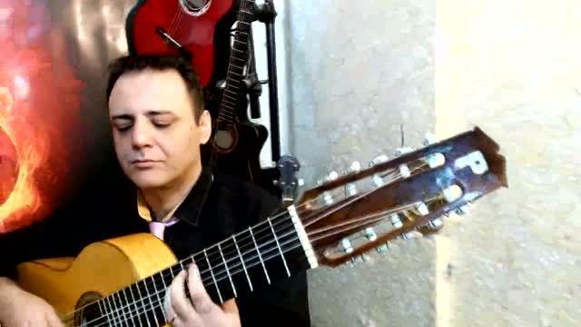 asturias with nine string guitar