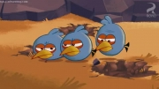 انیمیشن سریالی پرندگان خشمگین دوبله گلوری ۷۲۰p قسمت 9