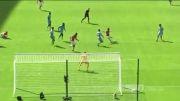 خلاصه و گل های بازی آرسنال 3 - 0 منچستر سیتی