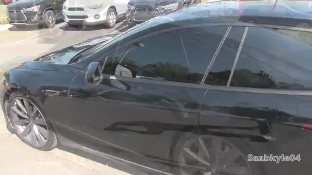 بررسی کامل 2013 Tesla Model S