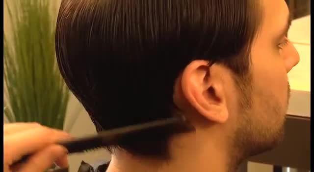 یادگیری انواع مدل كوتاهی مو آقایان و تكنیك های آرایش