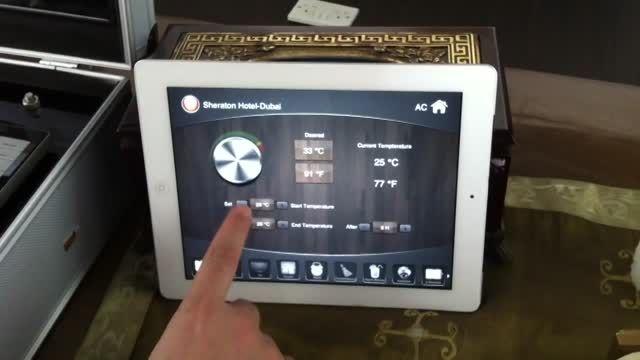 اپلیکیشن های هتلی هوشمند Smart G4