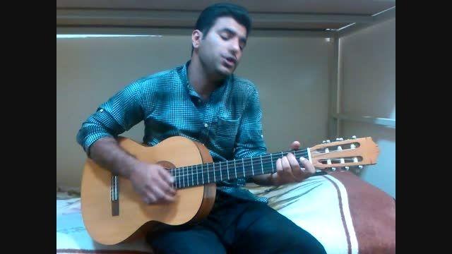 سیمین بری گیتار