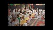 عزای مشق قم 1435-داخل حسینیه بیت العباس قم